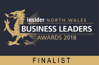 Insider North Wales Business Leaders awards finalist Business Leader of the Year 2018 JVP Group