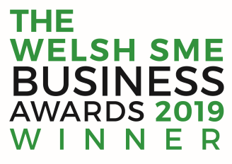 Welsh SME Business awards winner Managing Director of the Year 2019 JVP Group