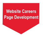 Website careers page development