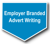 Employer branded advert writing