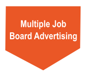 Multiple job board advertising