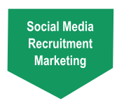 Social media recruitment marketing