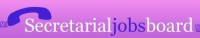 Secretarial Jobs Board logo